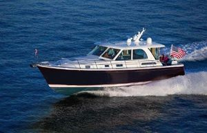 New Sabre 45 Downeast Fishing Boat For Sale