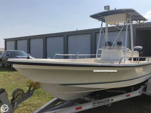 Used Sea Pro V2100 CC Bay Series Center Console Fishing Boat For Sale