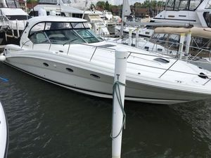 Used Sea Ray 420 Sundancer Sports Cruiser Boat For Sale