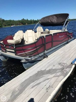 Used Premier Pontoons EXPLORER 200RE Pontoon Boat For Sale