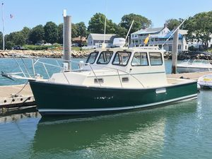 Used General Marine 26 Downeast Cruiser Boat For Sale