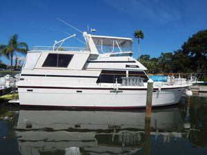 Used Atlantic 47 Motor Yacht Aft Cabin Boat For Sale