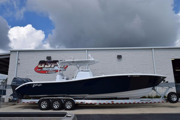 New Yellowfin 3636 Center Console Fishing Boat For Sale