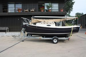 Used Com-Pac The Sun Cat Cruiser Sailboat For Sale