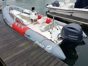 Used Zodiac Bayrunner 650 Tender Boat For Sale