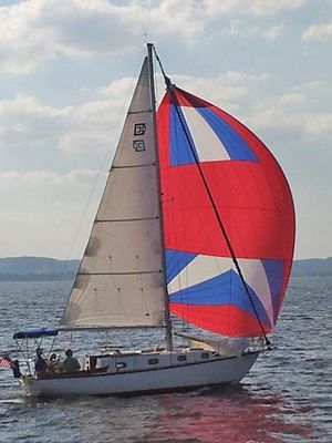 Used Cape Dory 30 Cutter Cruiser Sailboat For Sale