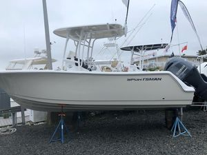 New Sportsman 232 Open Center Console Fishing Boat For Sale