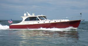 Used Hinckley Talaria 55 MY High Performance Boat For Sale