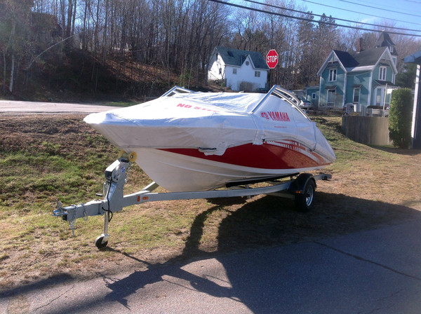 Used Yamaha AR190 11467 Runabout Boat For Sale