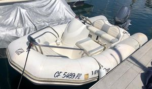 Used Zodiac Yl340 DLX Tender Boat For Sale