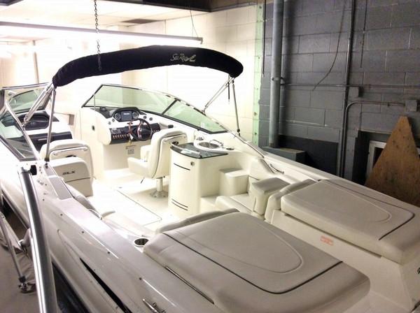 Used Sea Ray 270 SLX 11447 Bowrider Boat For Sale