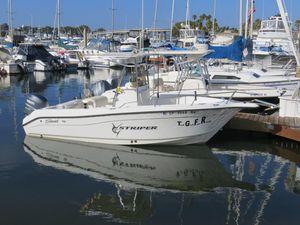 Used Seaswirl Striper 2101 Center Console O/B Center Console Fishing Boat For Sale