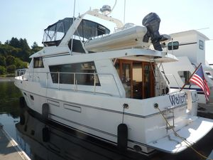 Used Ocean Alexander 48 Classico Pilothouse Boat For Sale