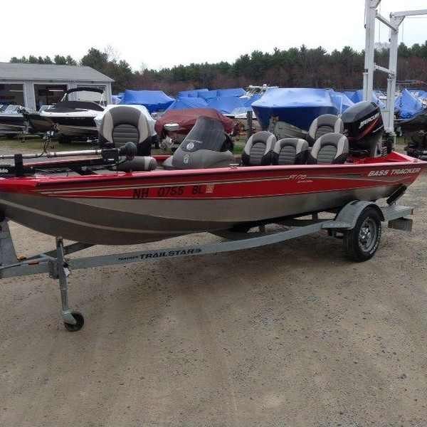 Used Tracker Pro Team 175 11469 Bass Boat For Sale