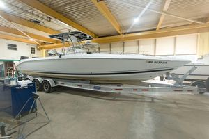 Used Baja 340 Center Console Center Console Fishing Boat For Sale