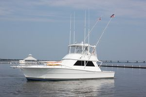 Used Viking Sport Fisherman Sports Fishing Boat For Sale