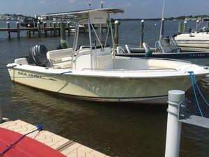 Used Sea Hunt 207 Center Console Center Console Fishing Boat For Sale