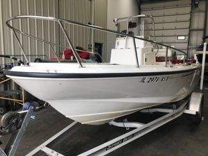 Used Bostrom Outrage 17Outrage 17 Center Console Fishing Boat For Sale