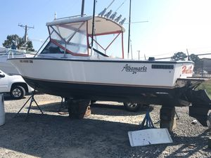Used Albemarle 2424 Saltwater Fishing Boat For Sale
