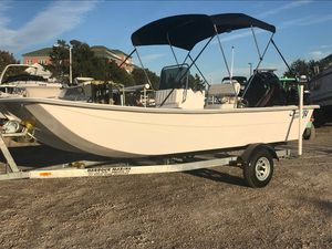 Used Coastal Skiff 184184 Center Console Fishing Boat For Sale