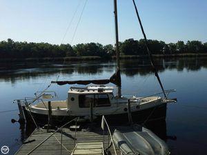 Used Nimble Kodiak 226 Motorsailer Sailboat For Sale