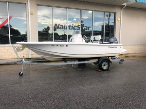 Used Tidewater 170cc Sports Fishing Boat For Sale