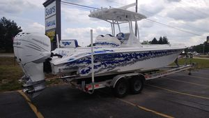 Used Glasstream Pro-x Center Console Fishing Boat For Sale