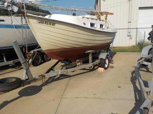 Used Skipper 20 Daysailer Sailboat For Sale