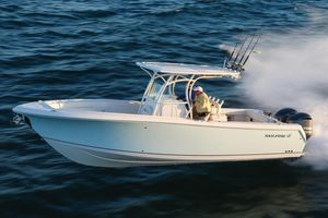 Used Sailfish 290 CC Center Console Fishing Boat For Sale