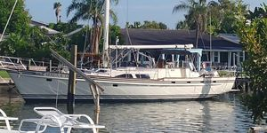 Used Irwin 54 Center Cockpit Motorsailer Sailboat For Sale