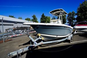 Used Striper 2105 Center Console OB Center Console Fishing Boat For Sale