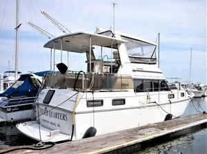 Used Carver 36 Motor Yacht Flybridge Boat For Sale