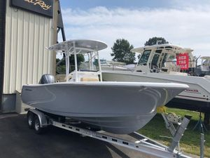 New Sportsman 231 Heritage231 Heritage Center Console Fishing Boat For Sale
