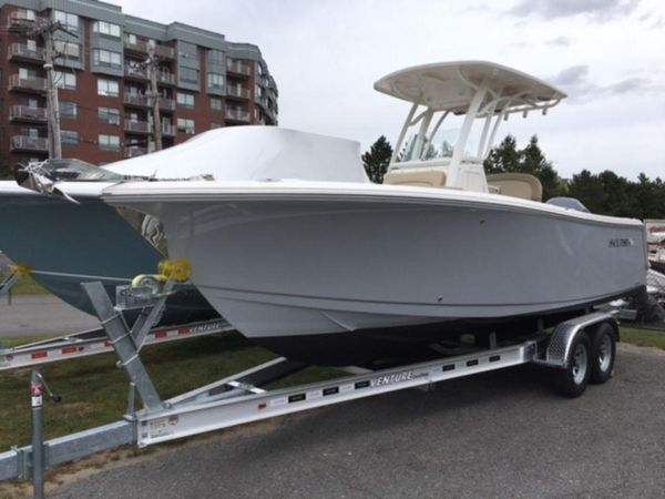 New Sailfish 241 CC241 CC Center Console Fishing Boat For Sale