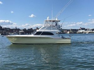 Used Buddy Davis 47' Convertable47' Convertable Convertible Fishing Boat For Sale