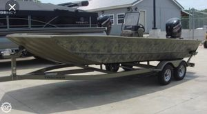 Used Tracker 2072 MVX Grizzly CC Aluminum Fishing Boat For Sale