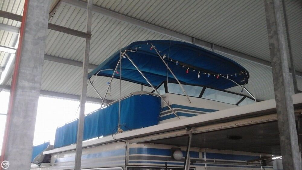 1985 Used Stardust Cruiser 5214 House Boat For Sale
