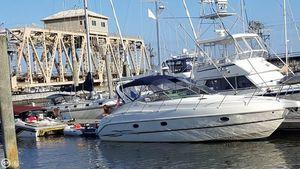 Used Cranchi Zaffiro 34 Express Cruiser Boat For Sale