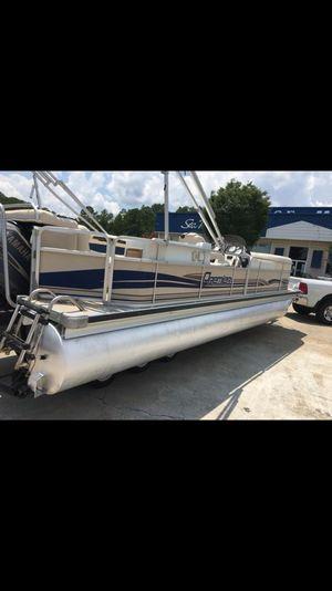 Used Premier 25002500 Pontoon Boat For Sale