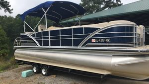 Used Sanpan SP2500BC3SP2500BC3 Pontoon Boat For Sale