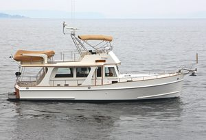 Used Grand Banks 42 Europa Stabilized Trawler Boat For Sale