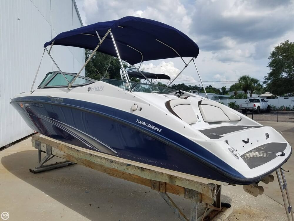 2013 Used Yamaha SX 210 Jet Boat For Sale - $23,495 - Pinellas Park