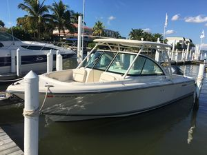 Used Pursuit DC 265 Dual Console Bowrider Boat For Sale
