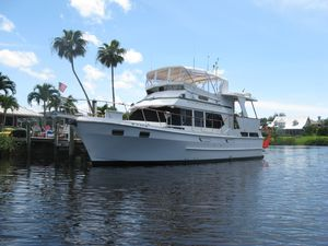 Used Oceania Flybridge with $70,000 in upgrades!Flybridge with $70,000 in upgrades! Trawler Boat For Sale