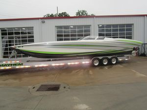 Used Mti 38 R/P High Performance Boat For Sale