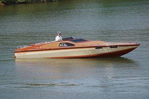 Used Sleekcraft Ambassador 26 Cuddy Cabin Boat For Sale