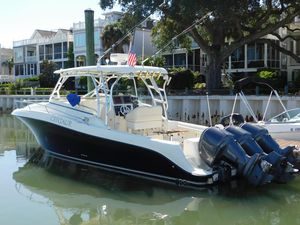 Used Hydra-Sports 3300 Vector Express Cruiser Boat For Sale