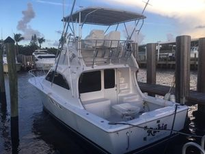 Used Luhrs Tournament 360 Convertible Fishing Boat For Sale