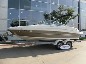 Used Sea Ray 200 Sundeck Bowrider Boat For Sale