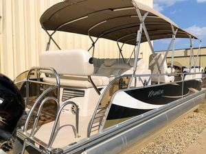 Used Manitou Encore SHP SES Pontoon Boat For Sale